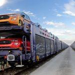 Primele Ford EcoSport produse la Craiova pleacă spre clienții din Europa
