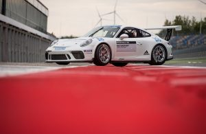 Porsche Junior Auswahl am 25.09.2017 auf dem Lausitzring. Foto: Daniel Reinhardt