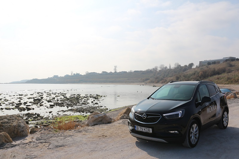 Opel Mokka X – metamorfoză