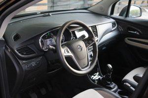 Test Opel Mokka interior (1)