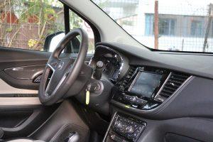 Test Opel Mokka interior (3)