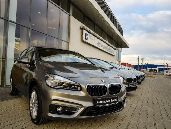 Flotă de BMW 225xe iPerformance Active Tourer livrată de Automobile Bavaria Group