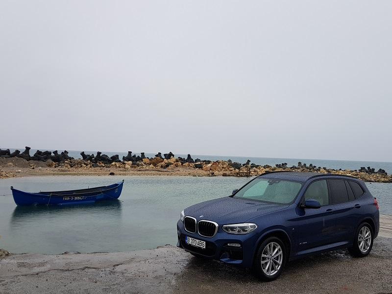 BMW X3 – perfecționare
