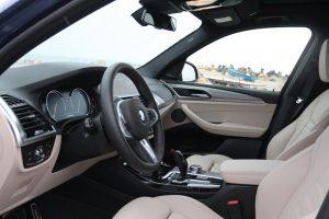 Test BMW X3 3.0 d (21)