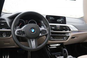Test BMW X3 3.0 d (22)