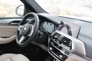 Test BMW X3 3.0 d (24)