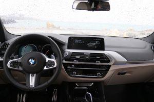 Test BMW X3 3.0 d (25)