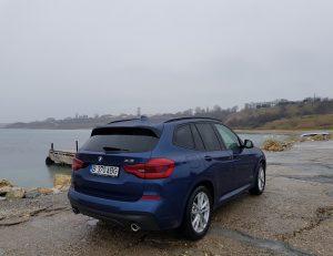Test BMW X3 3.0 d (3)