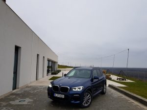Test BMW X3 3.0 d (39)