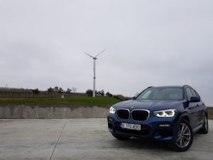 Test BMW X3 3.0 d (45)