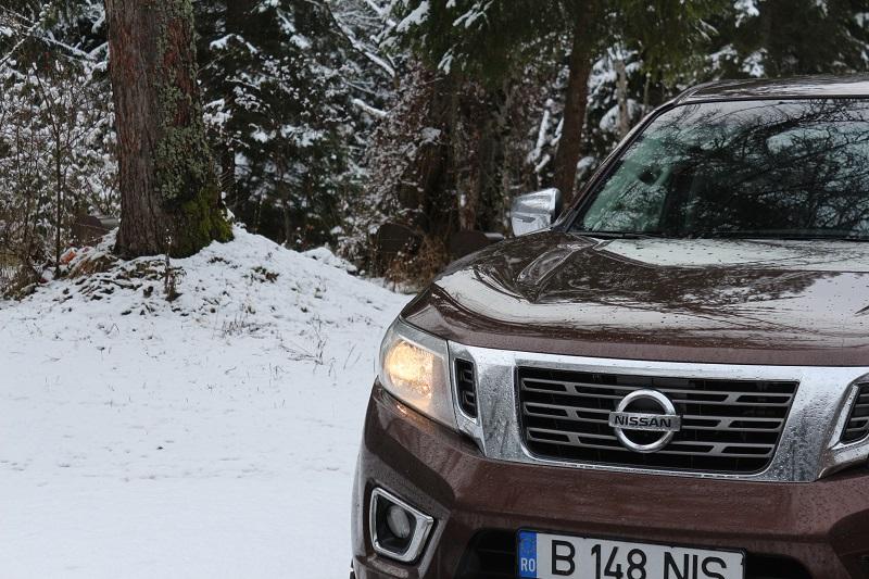 Test Nissan Navara la zapada (3)