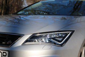 Test Seat Leon FR argintiu (10)