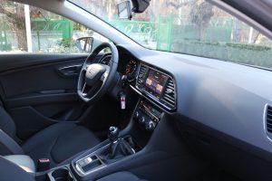 Test Seat Leon FR argintiu (13)
