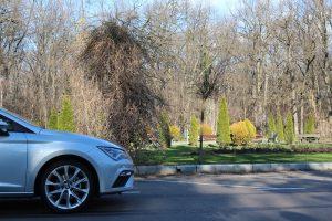 Test Seat Leon FR argintiu (19)