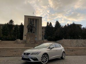Test Seat Leon FR argintiu (2)