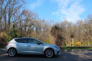 Test Seat Leon FR argintiu (20)