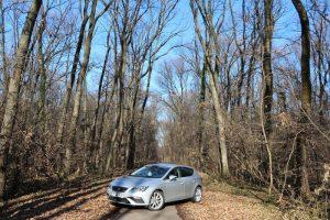 Test Seat Leon FR argintiu (5)