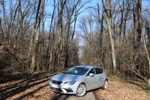 Test Seat Leon FR argintiu (8)