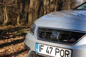 Test Seat Leon FR argintiu (9)