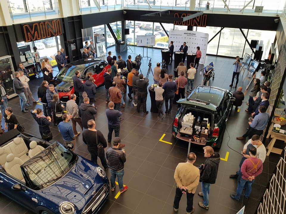 Grupul Automobile Bavaria a înregistrat în anul 2017 o cifră de afaceri de peste 136 milioane euro