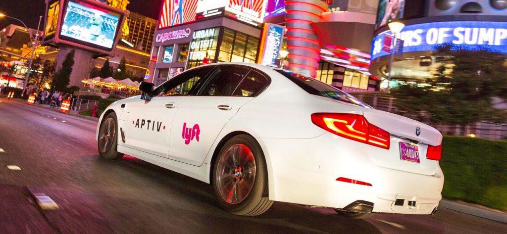 Aptiv și Lyft vor aduce cursele Self-Driving la Las Vegas