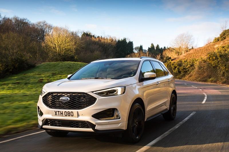 Ford a prezentat noul Edge