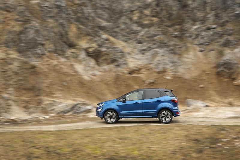 Lansarea națională Ford EcoSport. Am testat SUV-ul produs la Craiova