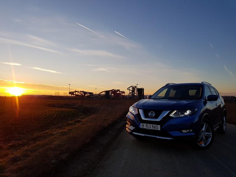 Nissan X-Trail – facelift futurist