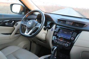 test Nissan X-Trail FL (14)