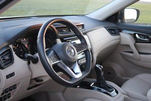 test Nissan X-Trail FL (16)