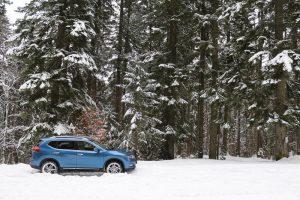 test Nissan X-Trail FL (20)