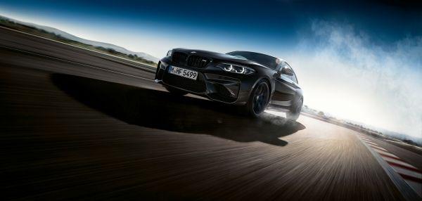 BMW M2 Coupé Edition Black Shadow vine în aprilie
