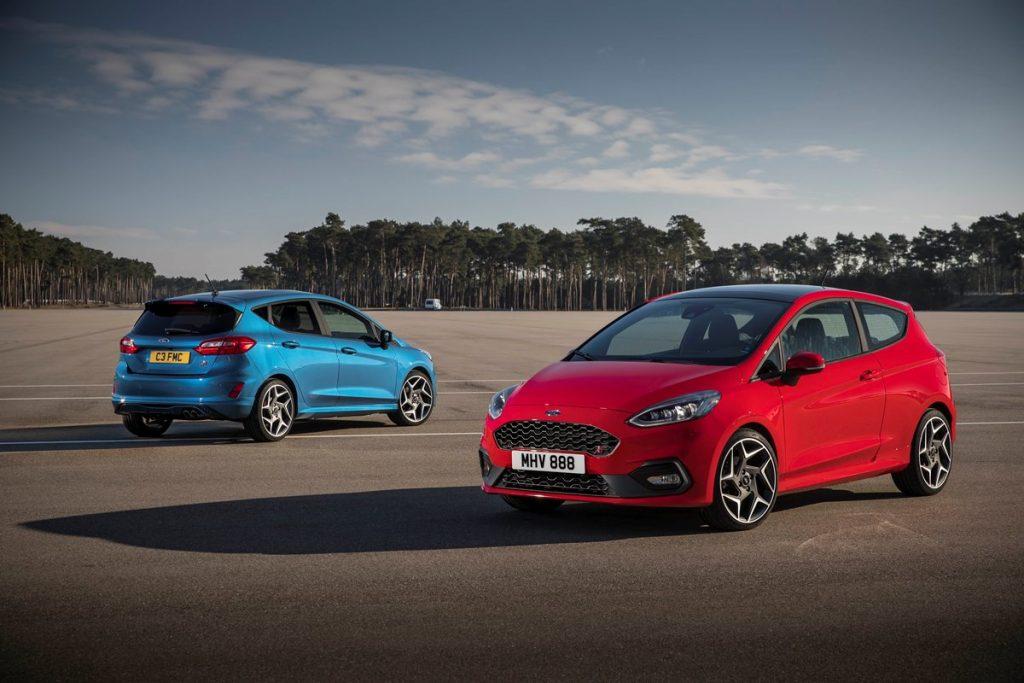 Ce tehnologii veți găsi pe noul Ford Fiesta ST