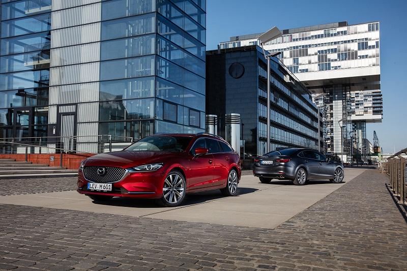Mazda6 Geneva 2018