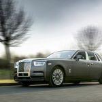 Noul Rolls-Royce Phantom va sosi în România