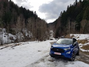 Test noul FORD Ecosport (2)