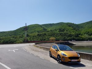 Prim contact test cu Ford Fiesta Active (1)