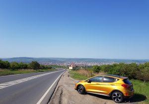 Prim contact test cu Ford Fiesta Active (5)
