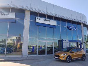 Prim contact test cu Ford Fiesta Active (7)