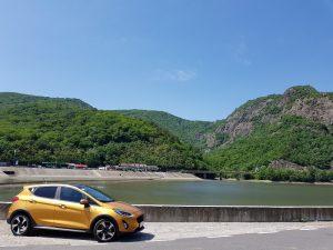 Prim contact test cu Ford Fiesta Active (8)