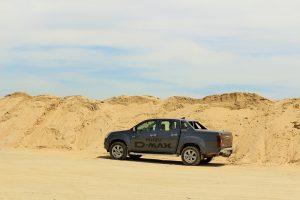 Camion constructii Ford cu ISUZU (2)