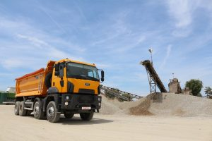 Test Camion constructii FORD (1)
