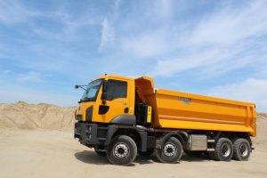 Test Camion constructii FORD (10)