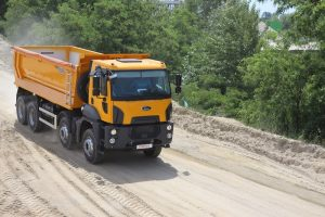Test Camion constructii FORD (12)