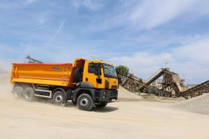 Test Camion constructii FORD (19)