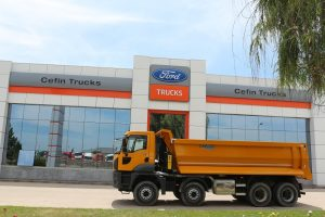 Test Camion constructii FORD (2)