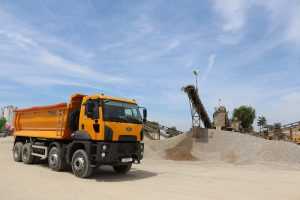 Test Camion constructii FORD (20)