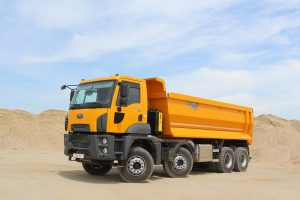Test Camion constructii FORD (6)