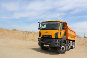 Test Camion constructii FORD (8)