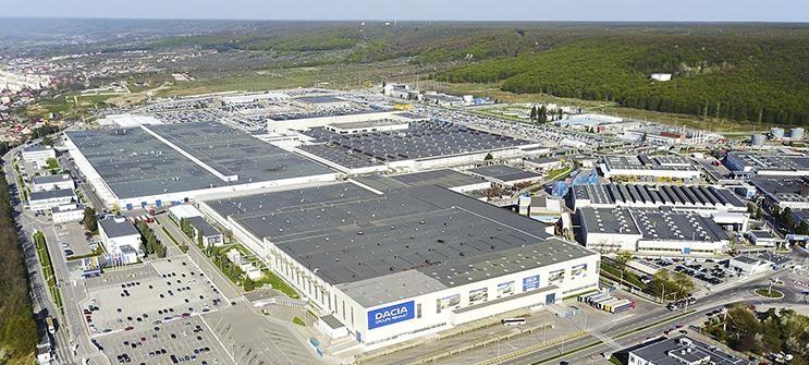 Ford se apropie mult de Dacia în ceea ce privește producția auto în primul trimestru 2021